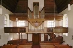 Orgel mit Emporen